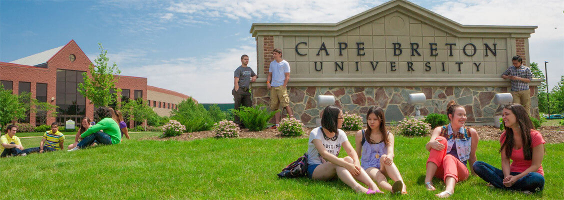 Universities in Nova Scotia | Cape Breton University
